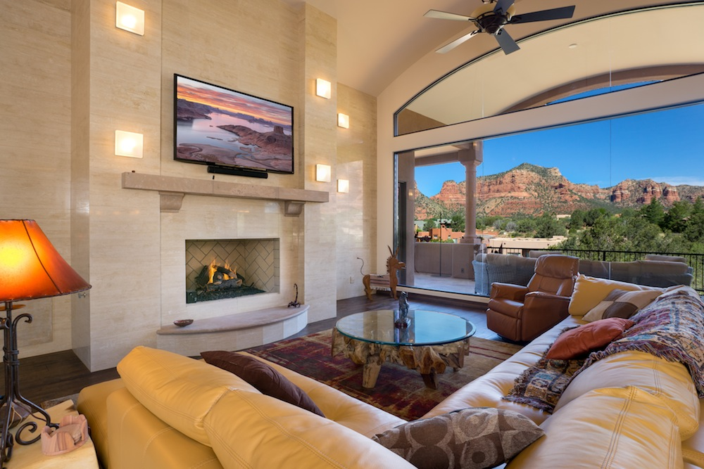 Sedona arizona custom home builder luxury home builder for Designer homes com