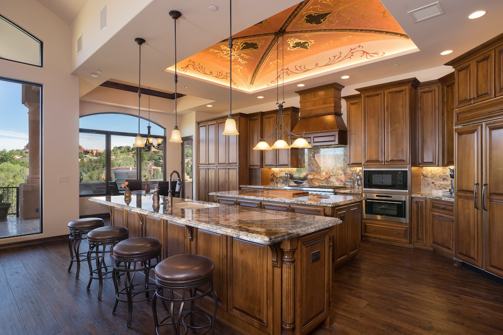 Home Design: Arizona Luxury Home Builder
